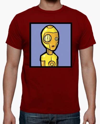 Camiseta C3PO Star Wars StarWars