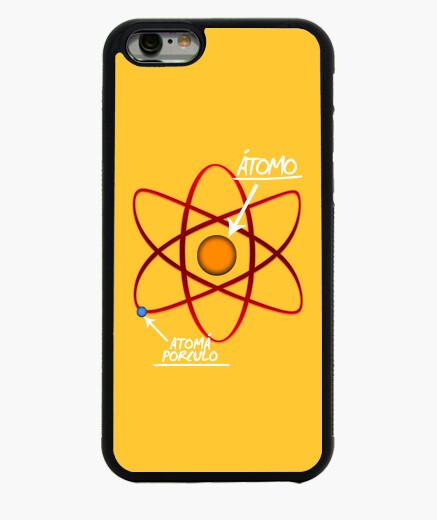 Coque Iphone 6 / 6S c atome. sombre