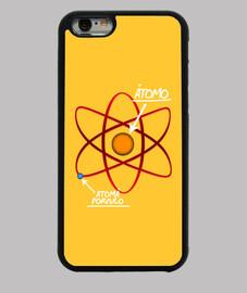 c atome. sombre