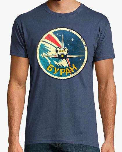 T-shirt c CCCP le sic sp ace emblema navicleitt
