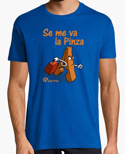 Tee-shirt Ca va pincer !