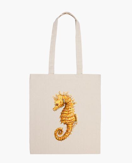 Bolsa Caballito de mar hippocampus bolso bandolera