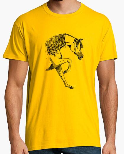 Camiseta Caballo arabe