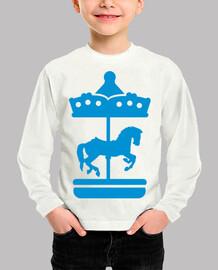 caballo carrusel