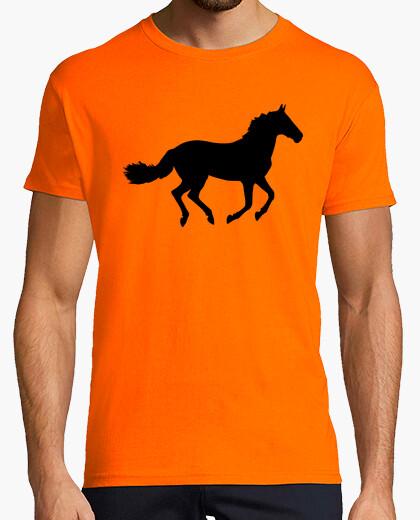 Camiseta Caballo galopando