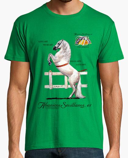 Camiseta Caballo Rampante As.es