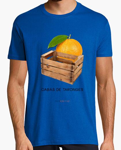 Camiseta CABÁS DE TARONGES