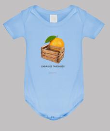 cabas de taronges bébé