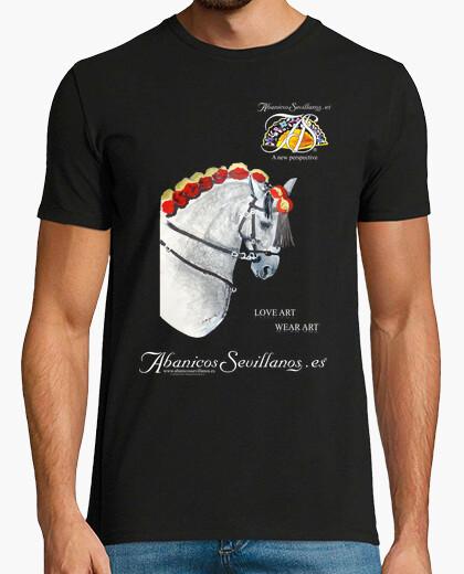Camiseta Cabeza caballo AS.es