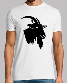 cabeza de cabra