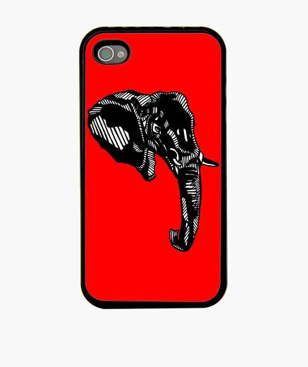 Funda iPhone Cabeza de elefante