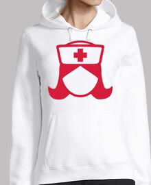 cabeza de enfermera