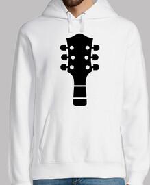 cabeza de guitarra
