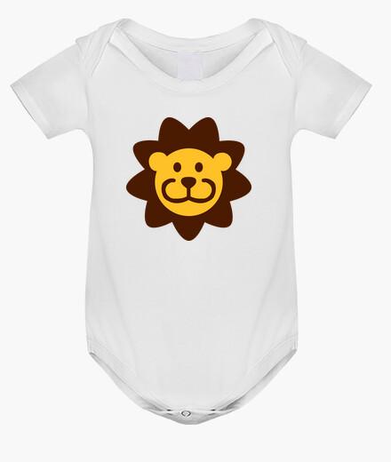 Ropa infantil cabeza de león cómica