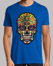 Cabeza de muerte mexicana