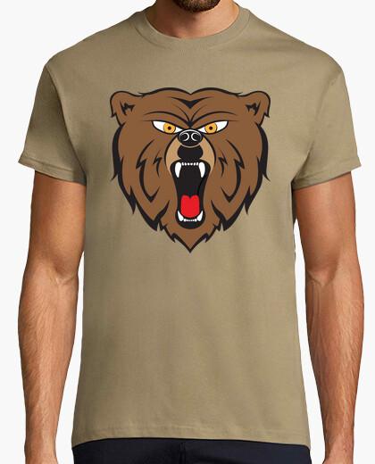 Camiseta Cabeza de Oso