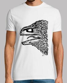 Cabeza de Utahraptor