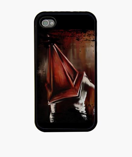 Funda iPhone Cabeza Piramide Silent Hill 2