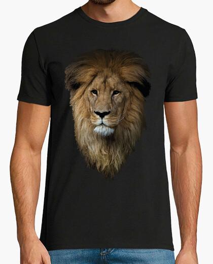 Camiseta Cabeza Rostro León