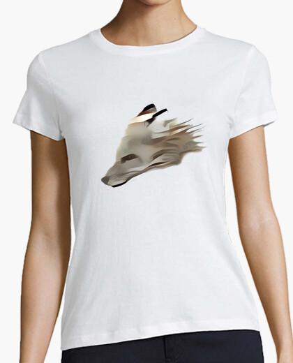 Camiseta Cabeza Zorro