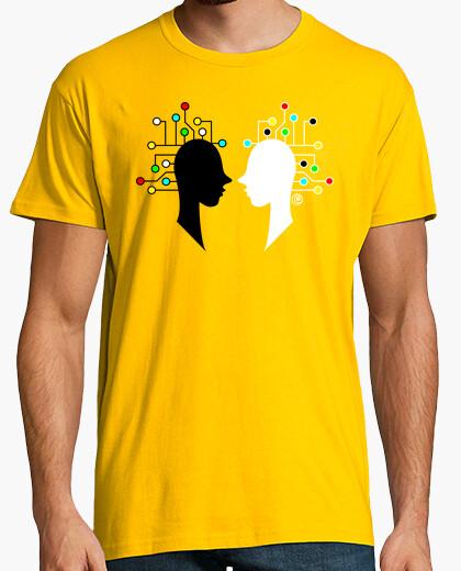 Camiseta CABEZAS MUJERES - CHIP