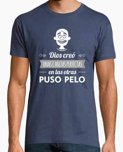 Camiseta Cabezas Perfectas (Calvo)