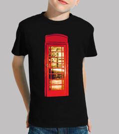 cabine téléphonique / retro / londines