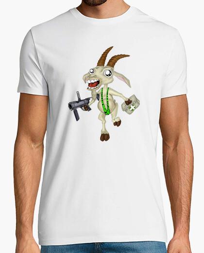 Camiseta Cabra Boligrin
