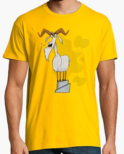 Camiseta cabra loca