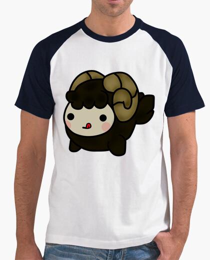 Camiseta Cabra Negra Kawaii