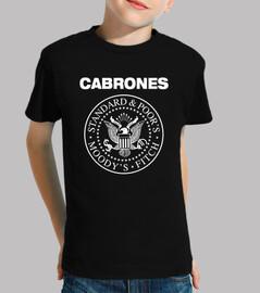 CABRONES #1