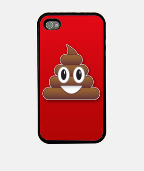 caca whatsapp funda iphone 4 / 4s