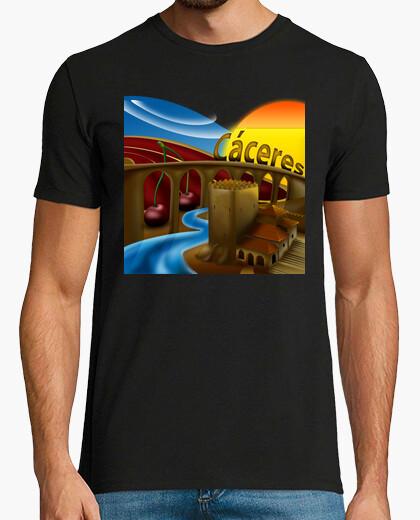 Camiseta Cáceres Chico