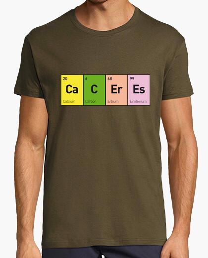 Camiseta Cáceres Elements 2