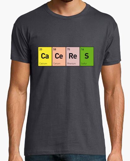 Camiseta Cáceres Elements 3