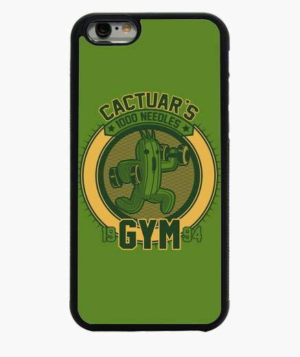 Funda iPhone 6 / 6S Cactuar´s Gym