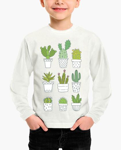 Ropa infantil Cactus