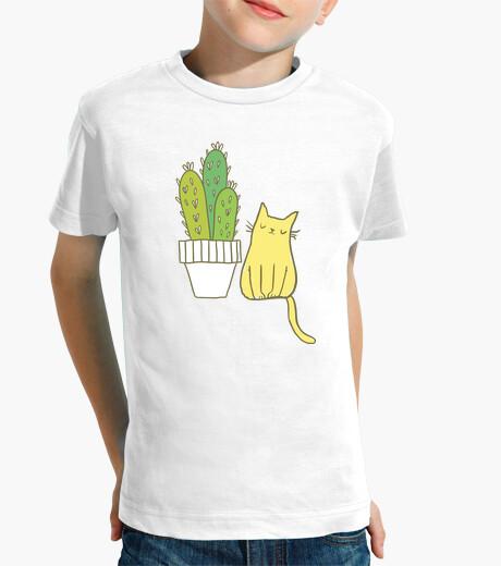 Ropa infantil Cactus-cat