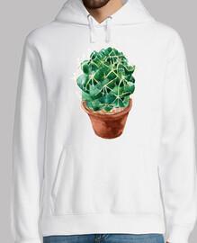 cactus aquarelle 1