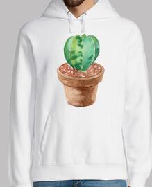 cactus aquarelle 3