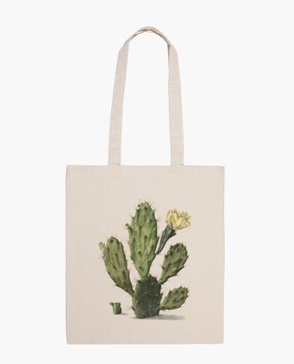 Bolsa Cactus floreciente