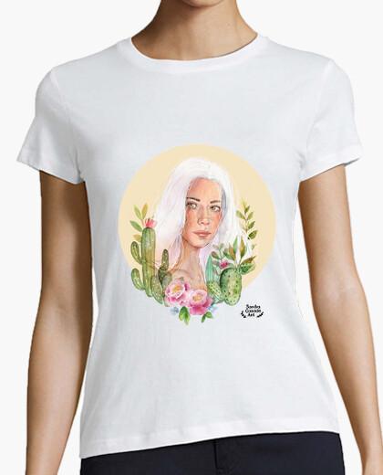 Cactus girl t-shirt