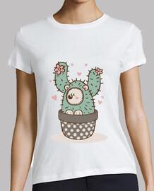 Cactus Hedgehog - Maglietta donna