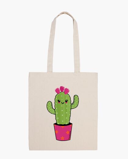Borsa cactus kawaii