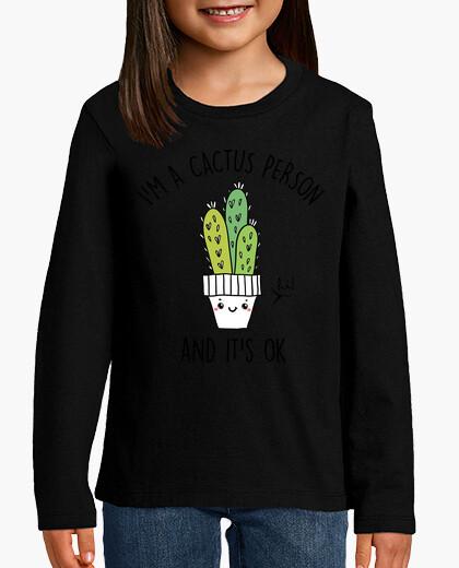 Ropa infantil Cactus Person