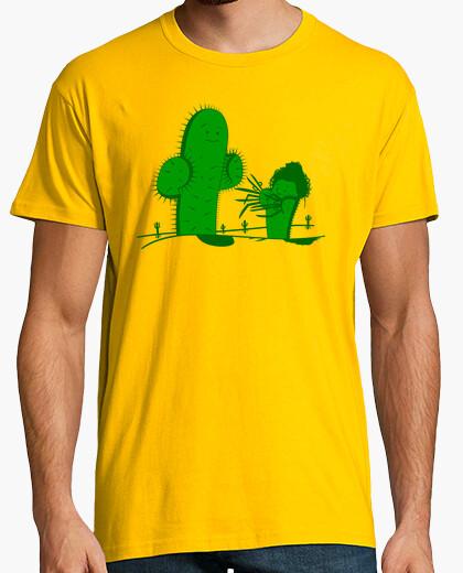 Camiseta Cactus Scissorhands