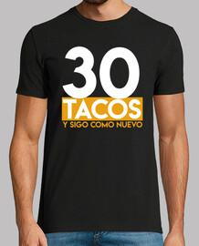 cadeau d'anniversaire de 30 tacos