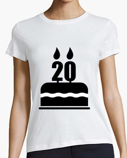 Tee-shirt Cadeau d'anniversaire 20 ans