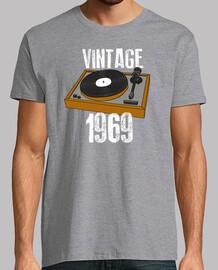cadeau de vinyle vintage 1969