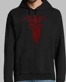 caduceo simbolo - edizione del sangue